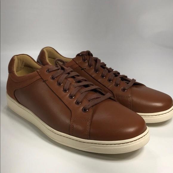 Cole Haan Shapley Leather Sneaker